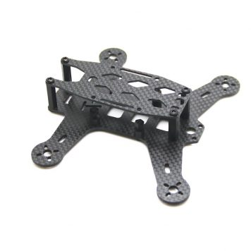 Liantian LT130 130MM Carbon Fiber Frame Kit for FPV Mini Racer