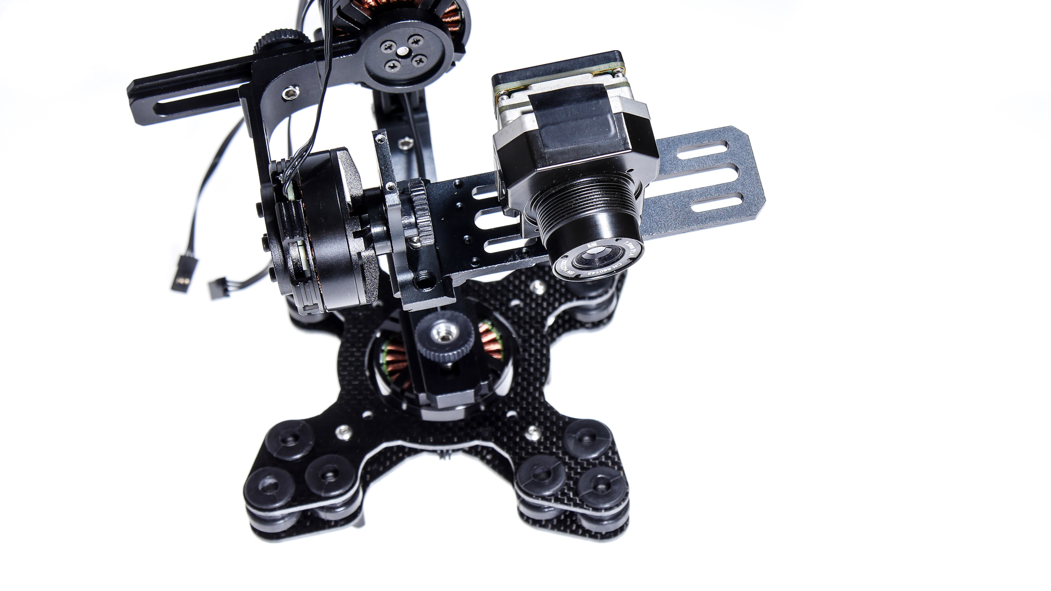 UX 1 – 3 Axis Brushless Gimbal Kit for FLIR and Universal Aerial Applications