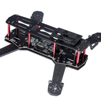 ZMR250 V2 250mm Carbon Fiber Mini Quadcopter FPV Frame Kit with PDB BEC