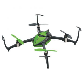Dromida Verso Inversion QuadCopter UAV Drone RTF Green
