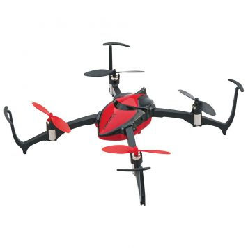 Dromida Verso Inversion QuadCopter UAV Drone RTF Red