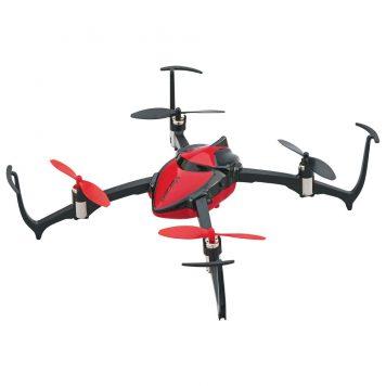 Dromida Verso Inversion QuadCopter UAV Drone RTF Red