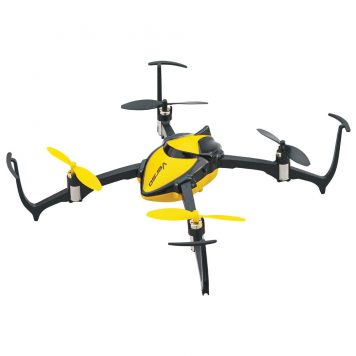 Dromida Verso Inversion QuadCopter UAV Drone RTF Yellow
