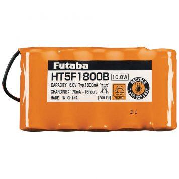 Futaba HT5F1800B NiMH Transmitter Battery 4PX/14SG