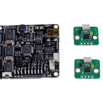Alexmos 32bit 3 Axis Brushless Gimbal Controller - Basecamelectronics V 3.1