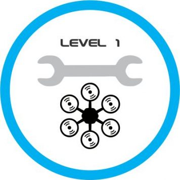 Drone Diagnostics and Repair Level 1 - Los Angeles