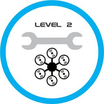 Drone Diagnostics and Repair Level 2 - Los Angeles