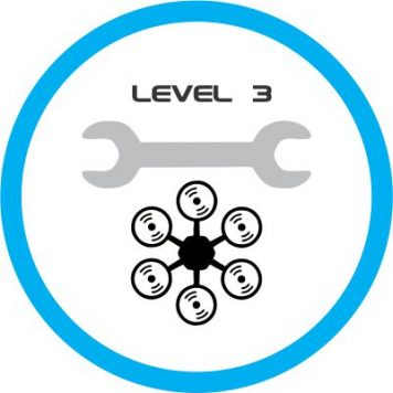 Drone Diagnostics and Repair Level 3 - Los Angeles