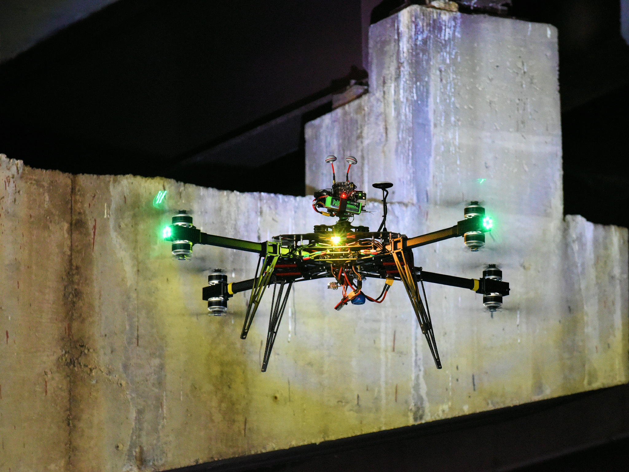 Drone consulting services for Commercial and Industrial Drone Applications