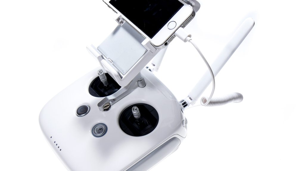- Perfect Size for Phantom 4 DJI Inspire 1Phantom 3 Remote Control with iPad iPhone iPod