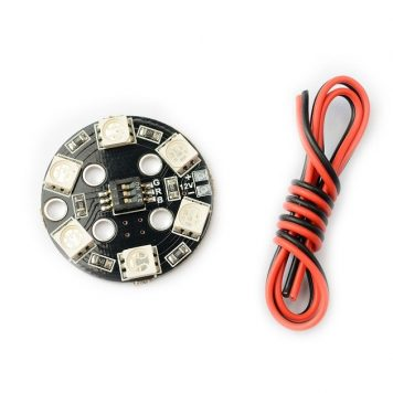 RGB LED CIRCLE X6-12V