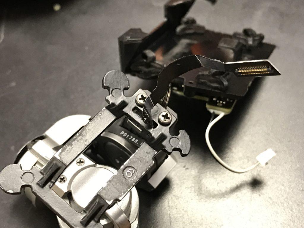DJI Mavic Pro Ribbon Cable Repair
