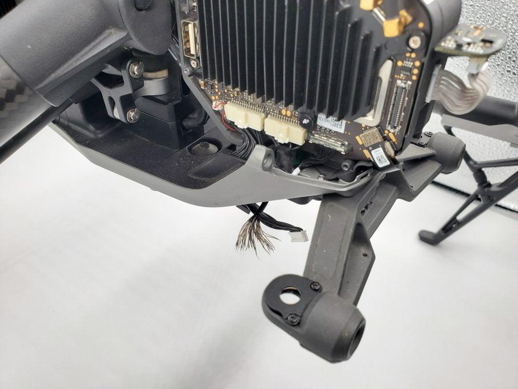 DJI Inspire 2 FPV Camera Calibration